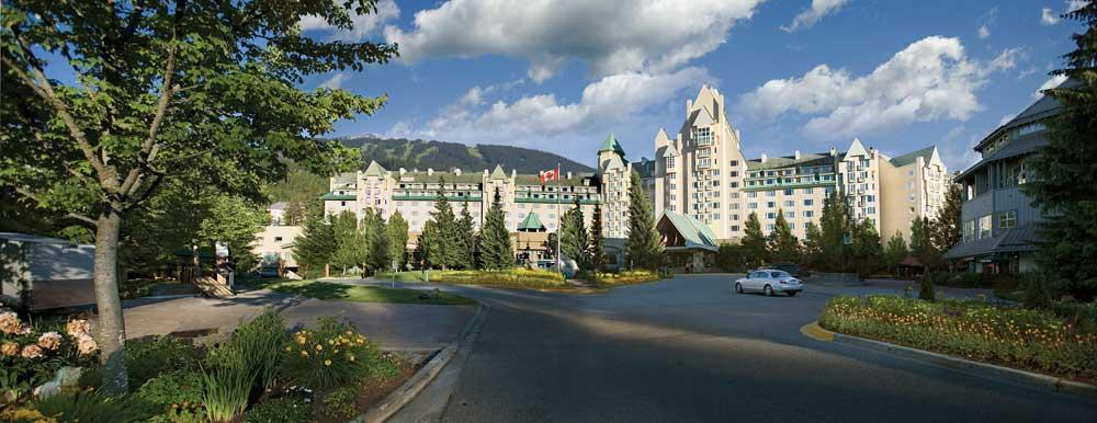 fairmont-chateau-whistler hotel british columbia canada